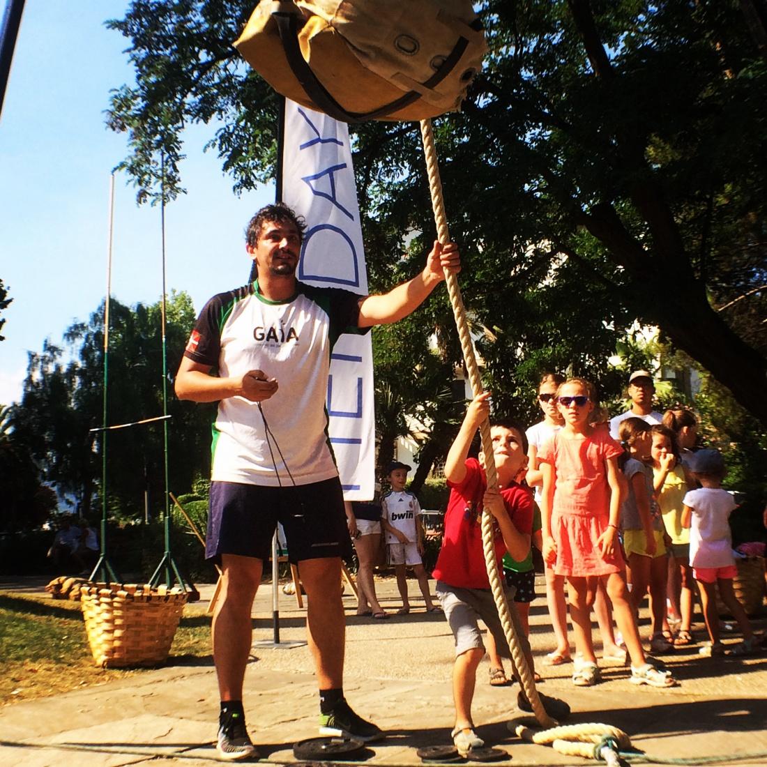 Semaines des Enfants - Jeux Basques