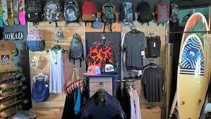 Nomad Surf Shop - Vue 1