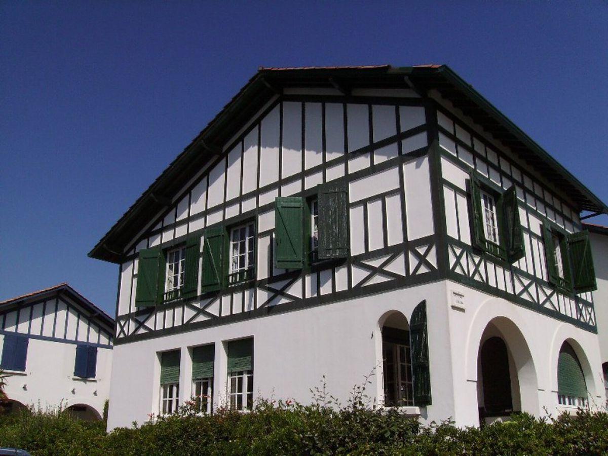 Maison Durandeau 3 - Hendaye Tourisme