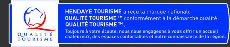 Qualité Tourisme - Hendaye Tourisme