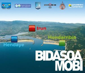 Application mobile Bidasoa Mobi